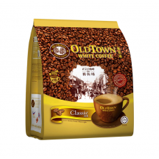 Old Town White Coffee---Classic 38g*15pk