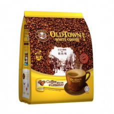 Old Town White Coffee---Coffee and Creamer 25g*15pk