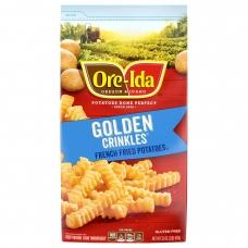 Ore-Ida Golden Crinkles Fries 907G