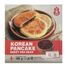 Korean Pancake Sweet Red Bean 480g