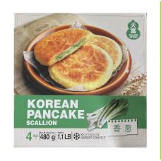 Korean Pancake Scallion 480g
