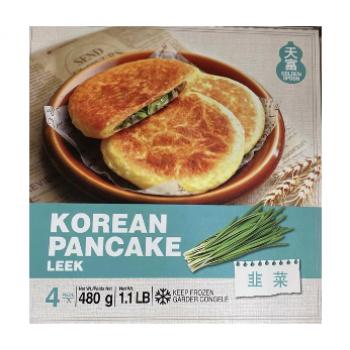 Korean Pancake Leek 480g