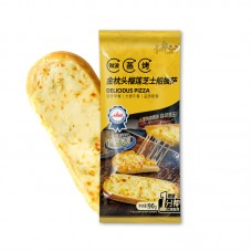 AJ Durian Cheese Pizza Oven-style 90g