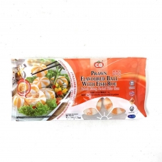 CB Prawn Flavored Ball with Fish Roe 8pc
