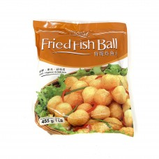 Best Fried Fish Ball
