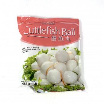 Best Cuttlefish Ball