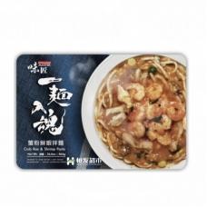 WJ Crab Roe & Shrimp Noodle Soup 15.2oz
