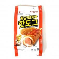 Lotte Crispy Fried Hot Dog 300g