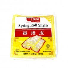 Wc Spring Roll Shells