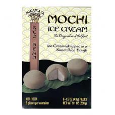 Mikawaya Mochi Ice Cream Red Bean Flavor 258G