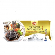 CB Fish Noodles With Squid Ink 220g