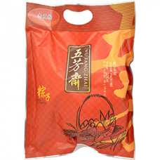 WFZ Zongzi Cooked Rice Dumpling With Red Bean 300g