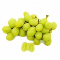 Green Seedless Grape (average 3lbs)