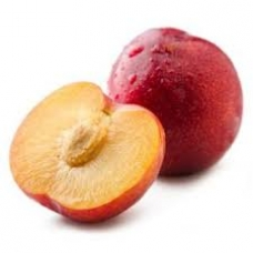 3 Red Plums (about 1lb)
