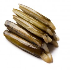 1 Bunch Large Razor Clams about 1-1.3lb