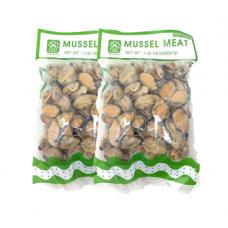 Frozen Mussel Meat 2bags