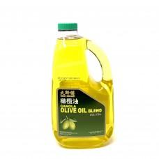 Big Chef Canola Olive Oil 1 Bottle 64 FL oz.