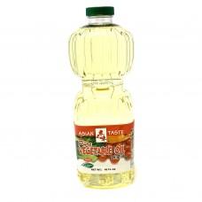 Asian Taste Pure Vegetable Oil 1 Bottle 48 FL oz.