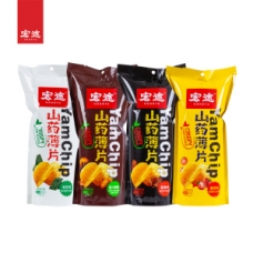 HT Yam Chips (2flavor)90g