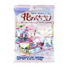 Kasugai Plum Flavored Milk Candy Cherry Blossom 129G