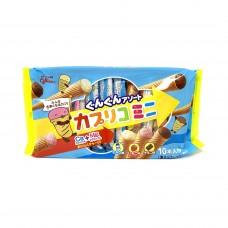 Glico Caplico Mini Chocolate roll 2.9oz