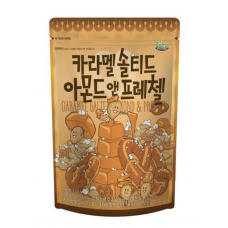 Korean Tom's Farm Almond Caramel 210g