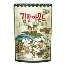 Korean Tom's Farm Almond Laver 210g