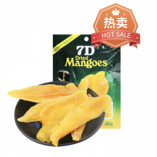 7D Dried Mangoes Small Packet 3.5oz.