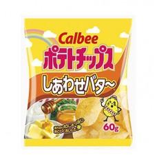 Calbee Honey Butter Potato Chips 80g