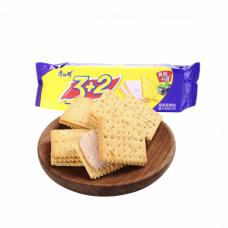 3+2 Sandwich Cracker Blueberry Flavor 1 Packet 4.4oz.