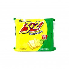 3+2 Buscuits lemon flavor 3pks