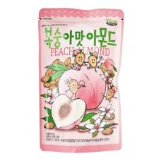 Korean Tom's Farm Almond Peach 210g