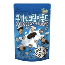 Korean Tom's Farm Almond Cookie&Cream 190g