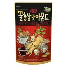 Korean Tom's Farm Almond Red Ginseng 200g
