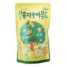 Korean Tom's Farm Almond Honey Citron 200g