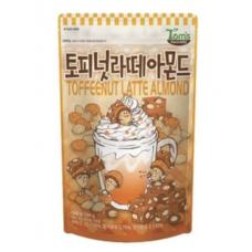 Korean Tom's Farm Almond Toffeenut Latte190g