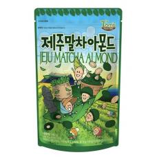 Korean Tom's Farm Almond Jeju Matcha 190g