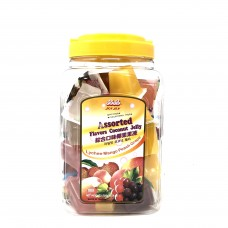 Assorted Flavors Coconut Jelly 52.9oz