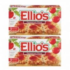 Ellios Pizza Pepperoni 519G for 2
