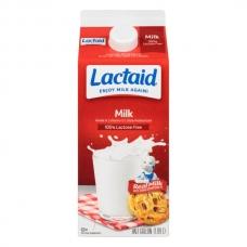 Lactaid Whole Milk 1.89L