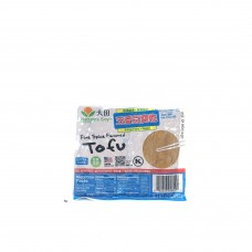 Nature's Soy Flavored Tofu Five Spice Flavored 1 Packet 10oz.