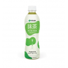 Iton Matcha Green Tea with Milk 500ml Japanese