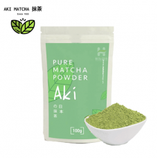 AKI Pure Japanese Matcha Powder 100G