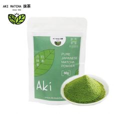 AKI Pure Japanese Matcha Powder 50G
