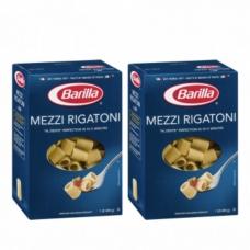 Barilla Mezzi Rigatoni 1lb for 2
