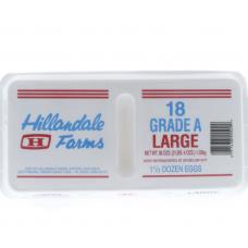 Hillandale Farms Grade A Large Eggs 18pc
