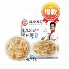 LQQM Crispy Scallion Pancakes 10pc