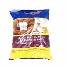 Chicken Middle Wing (10lb/bag)