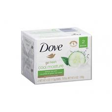 Dove Cucumber & Green Tea Scent 2 Bars 212g