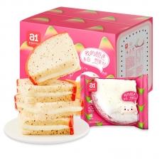 A1 Cream Filling Toast Bread Dragon Fruit 480g
